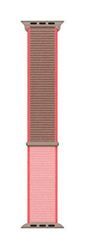 Apple Watch (44mm) Sport Loop, Ultrapink