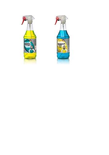 Teufelsreiniger gelb - blau 2er Set