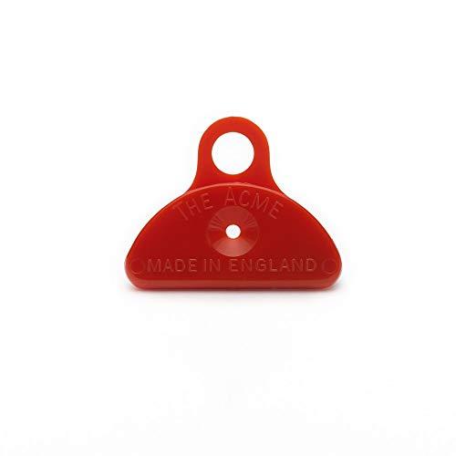 Acme Plastic Shepherds Lip Whistle 576 Dog Whistle Orange