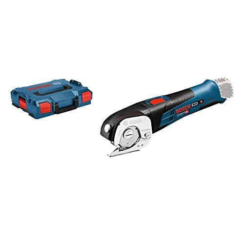 Bosch Cesoia universale a batteria GUS 10,8 V-LI con L-BOXX, senza batteria e caricatore