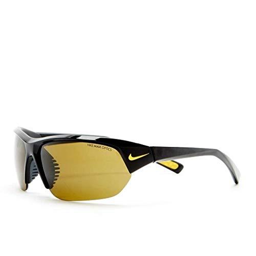 Nike Skylon Ace Sunglasses Ev0525 077 Black Frame/Outdoor Lens, Made in Italy