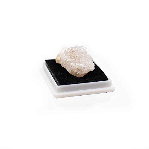 Baby Bergkristal Cluster in Doosje