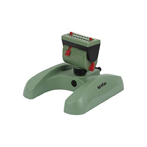 Cofan 90014009 Aspersor oscilante multifunción Turbo, 28x24x7 cm