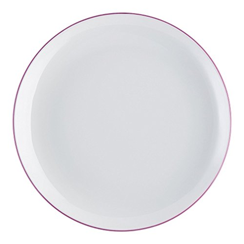 Arzberg Rosenthal 42100-670661-10220 Cucina-Basic - Frühstücksteller/Teller/Kuchenteller - Colori Violet/Lila - Porzellan - Ø 20 cm