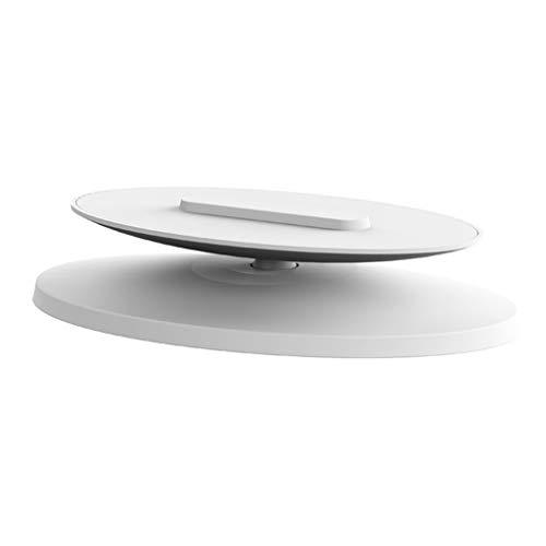WOWOWO Soporte de Montaje de Base Antideslizante Soporte magnético Giratorio para Amazon Echo Show 5