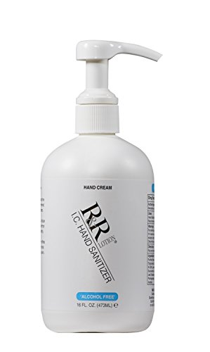 """R&R Lotion - ICBL-16 Sanitizer """"Alcohol Free"""" Formulated..."""
