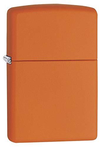 Zippo Zippo Feuerzeug, Orange Matte Orange Matte
