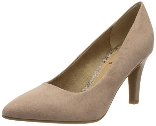 s.Oliver Damen 5-5-22411-24 Pumps, Pink (Old Rose 512), 39