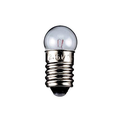 Preisvergleich Produktbild Wentronic L-3629 IVP Kugelförmige Lampe S