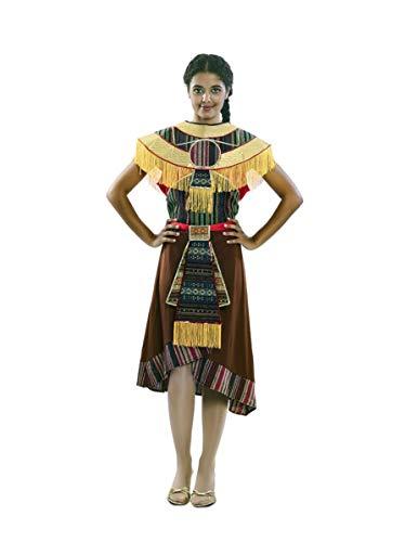 EUROCARNAVALES Disfraz de India Azteca para Mujer