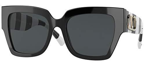 Valentino Gafas de Sol V LOGO VA 4082 Black/Grey 54/19/140 mujer