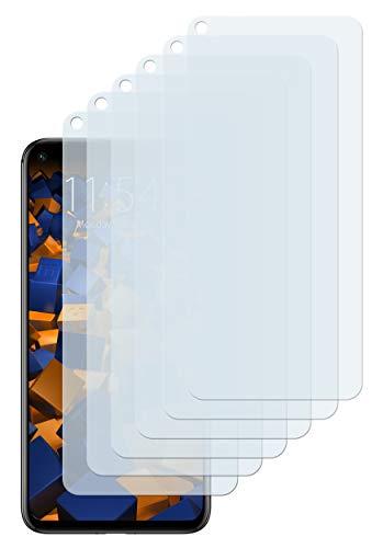 mumbi Schutzfolie kompatibel mit Huawei Honor 20 / Nova 5T Folie klar, Bildschirmschutzfolie (6x)