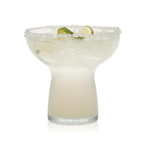 Stimless Margarita Glasses