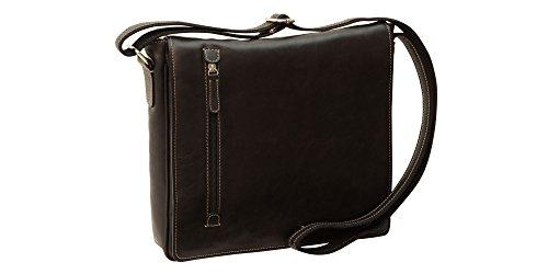Italian Handmade Leather Messenger Bag