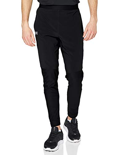 Under Armour Men's Track Pants (1341937_Black_LG)