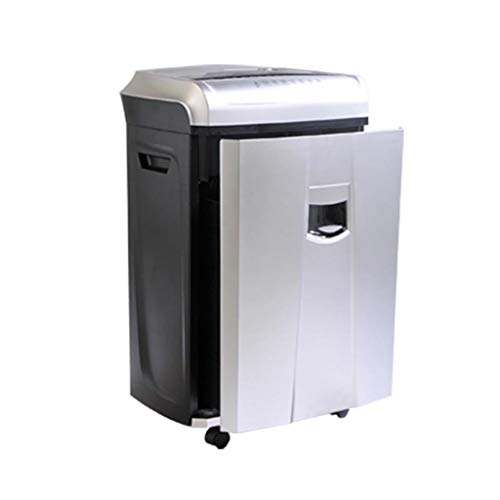 Great Price! Shredder Nationwel@ Commercial 66w High Power, Single 17 Page Capacity, Office Paper, Automatic Paper Withdrawal, Thermal Shutdown Protection