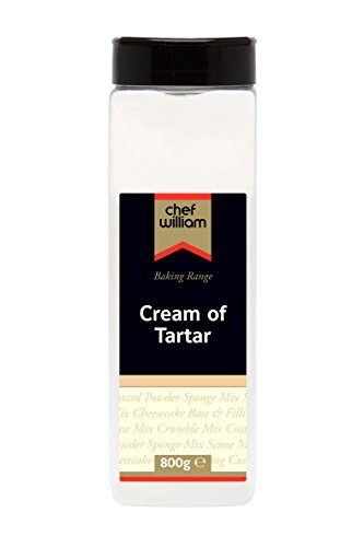 Chef William Cream of Tartar - 1kg