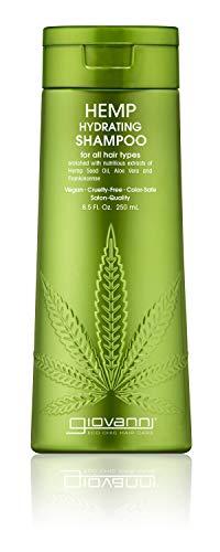 Giovanni Cosmetics Hemp Hydrating Shampoo, 472 g
