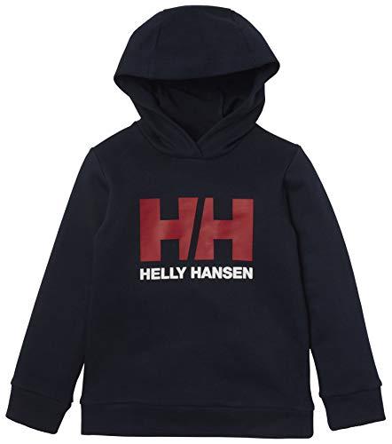 Helly Hansen Logo Hoodie-40470 Hoodie, Mehrfarbig, 2