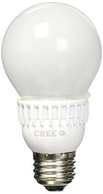 Cree BA19-04527OMF-12DE26-2U100 40W Equivalent 2700K A19 LED Light Bulb