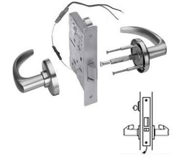 Yale 8890FL Electrified Mortise Lock