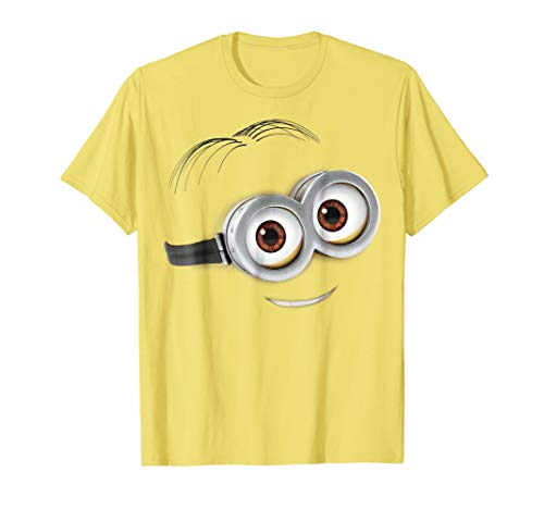 Despicable Me Minions Dave Sweet Smile Graphic T-Shirt