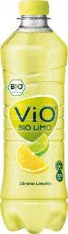 18 Flaschen a 500ml Vio Bio Limo Zitrone Limettw Pet inc. 4.50€ EINWEG Pfand