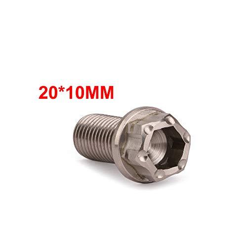 Rapide Pro pour Moto Boulons M10 Boulon Vis à vis 20 25 30 35 40 50 55 70 mm