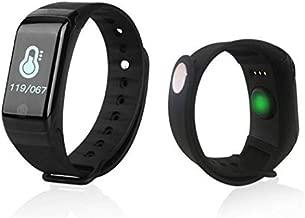 BuzzyWatch - Potty Watch & Activity Tracker (Black)