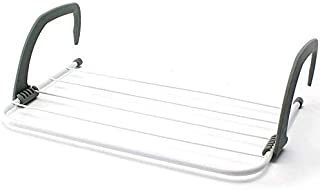 Lanbowo Apilables Toalla Colgador Resistente Al Calor Colgante Tipo Multiuso Radiador Clothes-Horse & Creative Hogar
