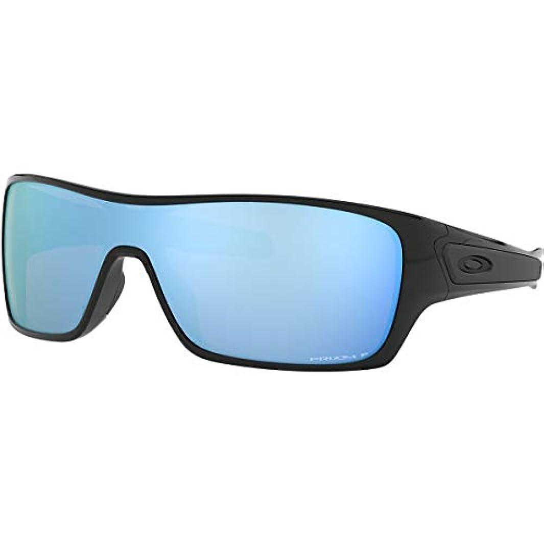 Oakley Men's Turbine OO9263 Rectangular Sunglasses r202582758