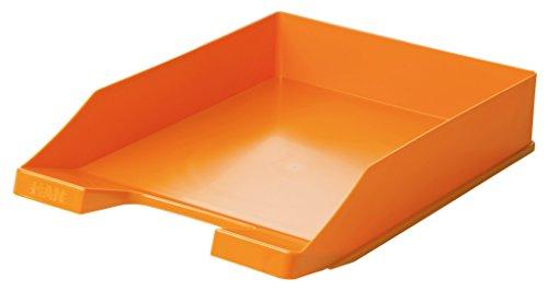 HAN 1027-S-51, Briefablage KLASSIK, Trend Colour, Modern, Schick und Hochglänzend, 6er Packung, orange