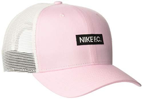 Nike U NK FC CLC99 Hat, pink Foam/White, One Size