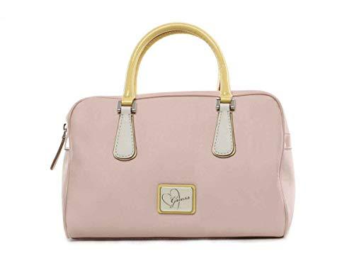 Guess - Bolso de asas para mujer Pink Multi 1245