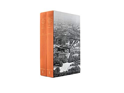 Sämtliche Werke Band XIV (in zwei Teilbänden): Erzählungen 2: Weltpuff Berlin (Kommentierte Ausgabe)