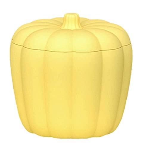 LjzlSxMF Cubo de Hielo Cubo de Hielo del silicón del Fabricante del Fabricante de Hielo del Cubo con Tapa de 60 Cubos embotellada Enfriador de Bebidas Uso de Cerveza Whisky Vino Amarillo