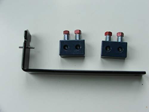 Big Save! Pair Blue Torsion Spring Repair Block & Spreader Tool Kit OHD Overhead Door Part