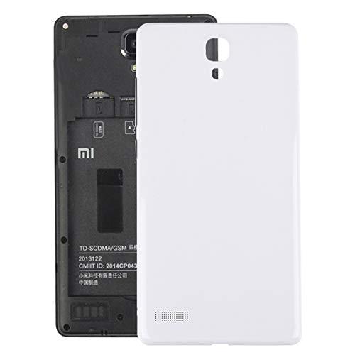 Tangyongjiao Accesorios para Celular Xiaomi Redmi Note Batería Trasera (Color : Blanco)