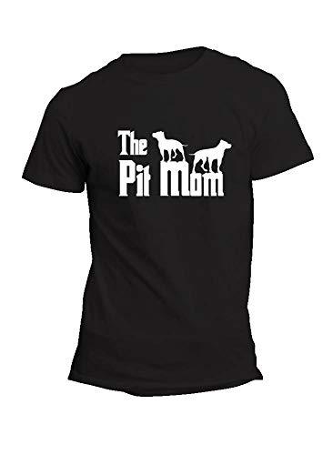 H421ld Pitbull Shirt – Camisa de estilo padrino Pit Bull Dog unisex S M L Xl Xxl 3X