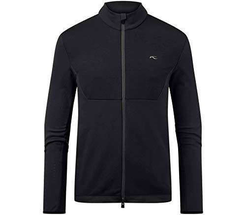 KJUS Men 7sphere II Midlayer Jacket Schwarz, Herren Isolationsjacke, Größe 54 - Farbe Black