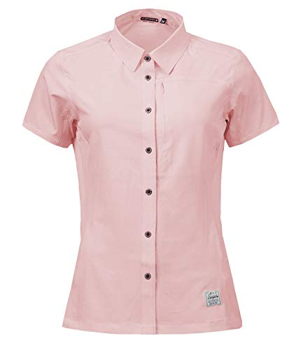 Icepeak Scarlet T-Shirt Femme, Roseate Modèle EU 42 2019 T-Shirt Manches Courtes