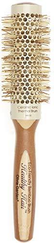Olivia Garden Haar-Rundbürste Healthy Hair Bambus Thermal HH-33, 33/ 50 mm