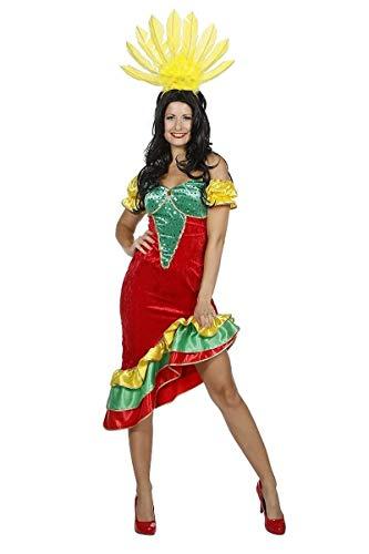 - Kostüm Karneval Brasilien