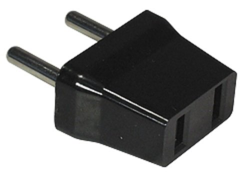 US Reiseadapter Stecker Adapter USA China Kanada Steckdose HK-US zu EU
