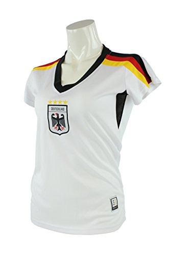 GERMANY DEUTSCHLAND Damen-Trikot, Weltmeister Nationalmannschaft Grösse L