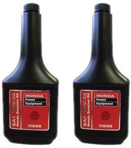 Honda 08213-10W30 Oil - 12 oz (2 Pack)