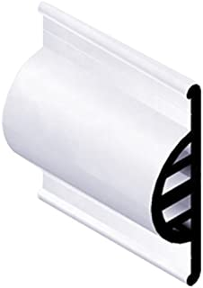 Taylor Made Products 46030 Dock Pro 10' Straight Commercial Grade Double Molded Profile Vinyl Marine Dock Edging