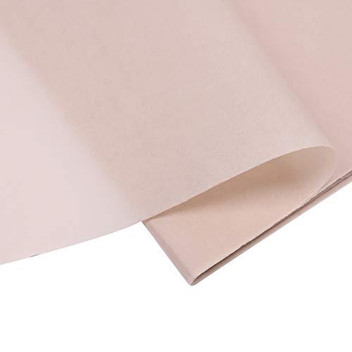 MINI Boutique Papierverpackungspapier Geschenkpapier Weinbeutel Schuhe Verpackung Schutzmaterial Verpackung Blumenpapier 40 Blatt/l, 16#, one Szie