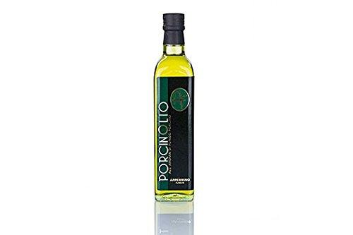 Steinpilzöl, Olivenöl mit Steinpilz & Aroma (PORCINOLIO), Appennino, 250 ml