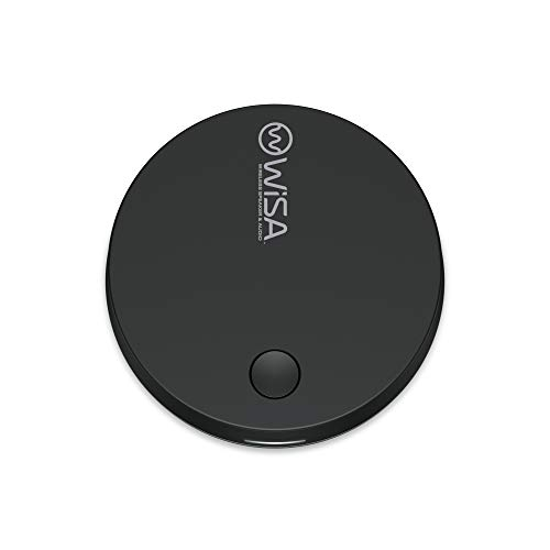 WiSA SoundSend | Wireless Audio Transmitter for Smart TVs | Features Eight Channels of Uncompressed 24-bit 48/96 kHz Sound | Connects Automatically to WiSA-Certified Speakers (Sold Separately)